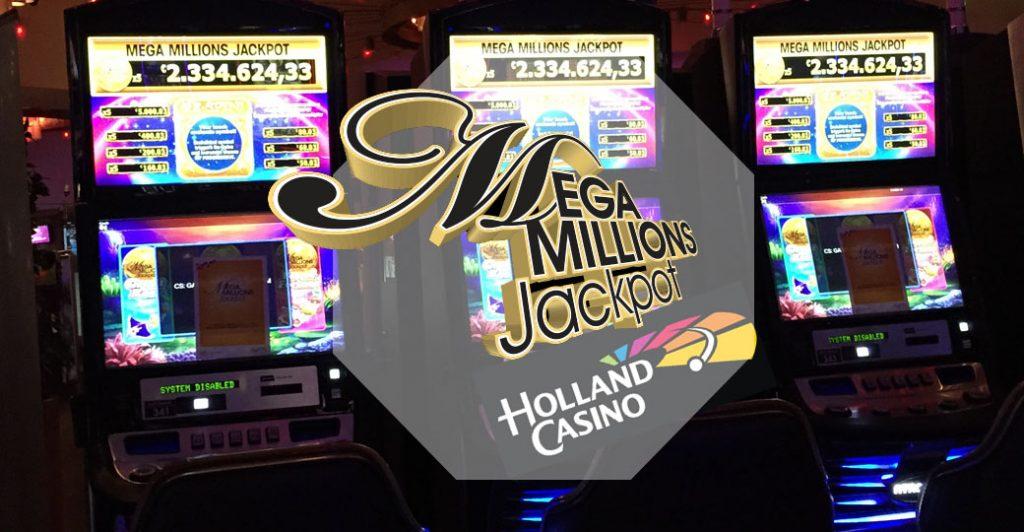 Vrouw heeft afgelopen nacht 2 miljoen euro gewonnen in Holland Casino Utrecht